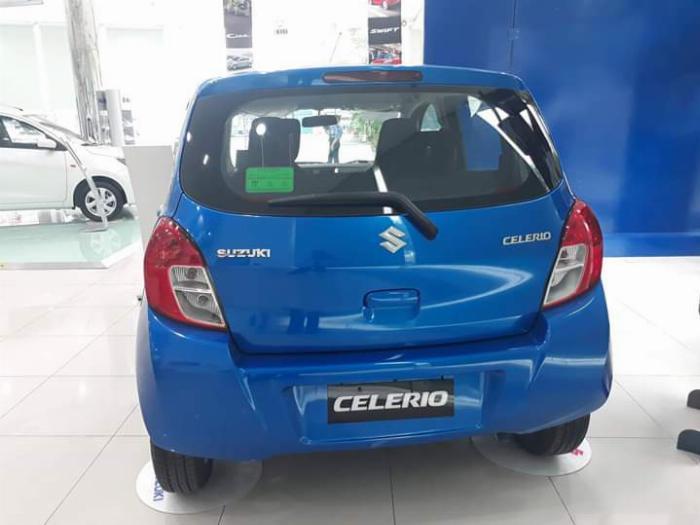 Suzuki Celerio - Xe nhập khẩu, giá tốt nhất phân khúc, tiết kiệm nhiên liệu 3.7 L/100km 5