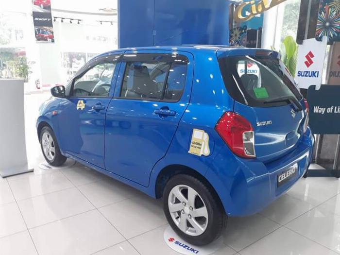 Suzuki Celerio - Xe nhập khẩu, giá tốt nhất phân khúc, tiết kiệm nhiên liệu 3.7 L/100km 6