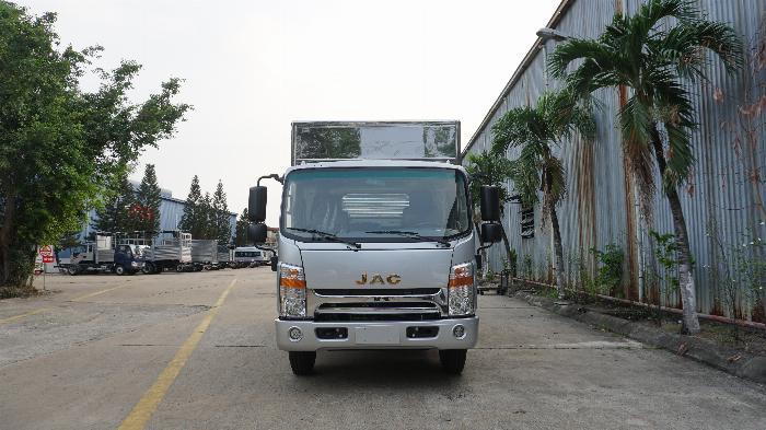 xe tải JAC 6t5 thùng dài 5.3m, tặng hộp đen, hỗ trợ trả góp lãi ưu đãi 4