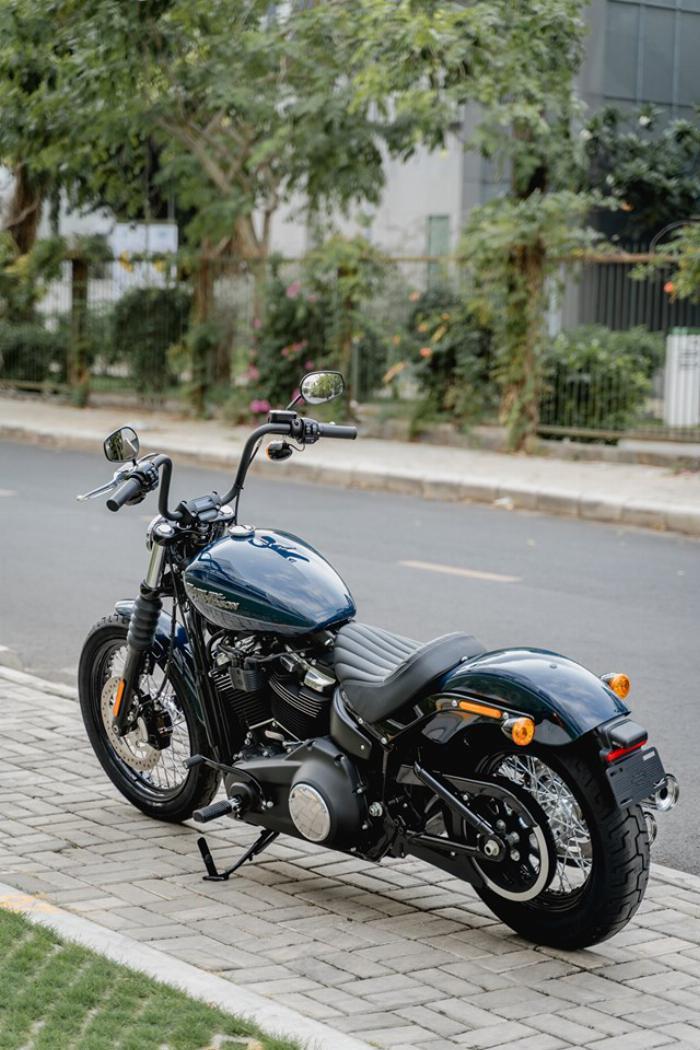 Harley Davidson Street Bob 1745cc Chính Hãng 100%