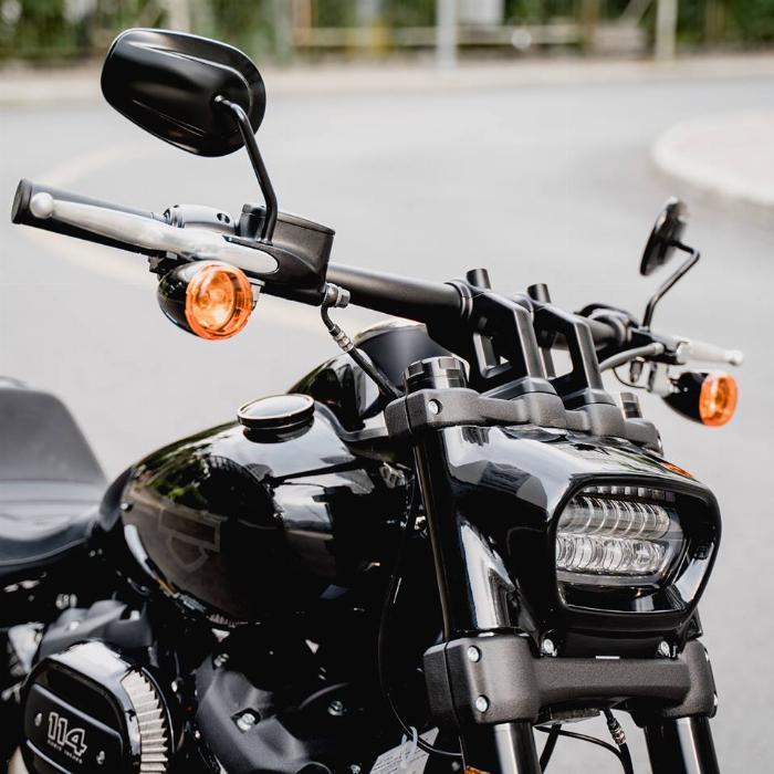 Harley Davidson Fat Bob 1,868cc Chính Hãng 100% 2
