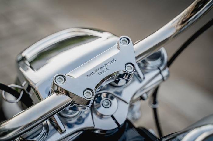 Harley Davidson Low Rider 1746cc Chính Hãng 100% 5