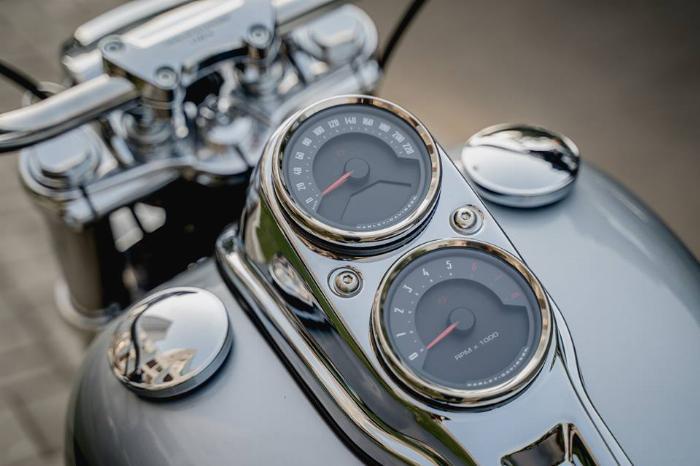 Harley Davidson Low Rider 1746cc Chính Hãng 100% 4