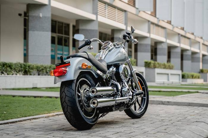 Harley Davidson Low Rider 1746cc Chính Hãng 100% 2