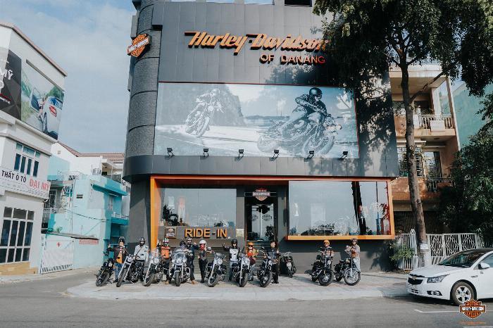 Harley Davidson Đà Nẵng