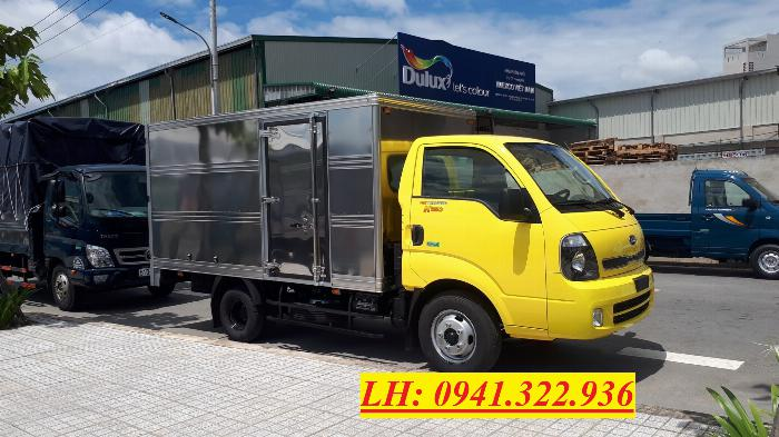 xe tải kia k250 tải 1,4 tấn và 2,4 tấn 9