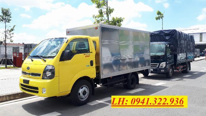 xe tải kia k250 tải 1,4 tấn và 2,4 tấn 10
