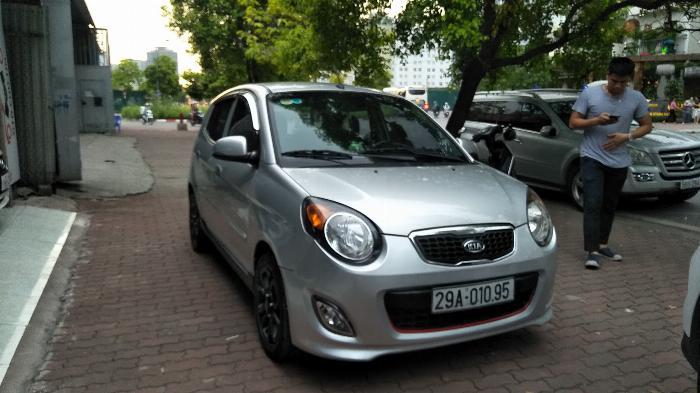 Cần bán xe kia moning , bản full  SLX, sx 2010 nhập khẩu