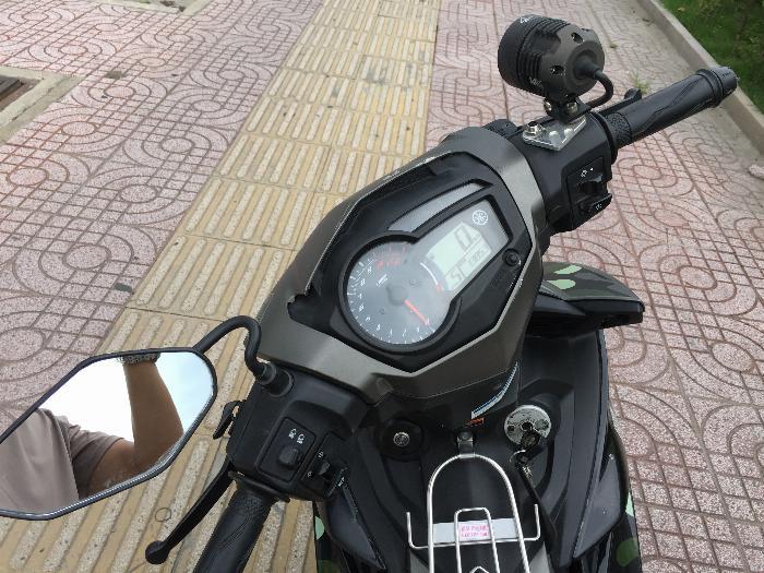 Cần Bán Xe Exciter 150 Camo 2018 (Giao Dịch Tại Sài Gòn) Tặng Kèm máy in màu hiệu canon