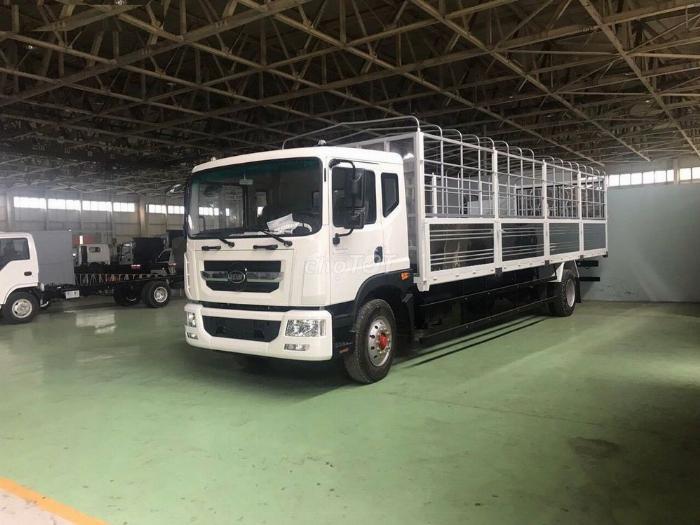 Xe tải Veam VPT880 8 tấn thùng 9m5, động cơ CUMMIN, cabin kép