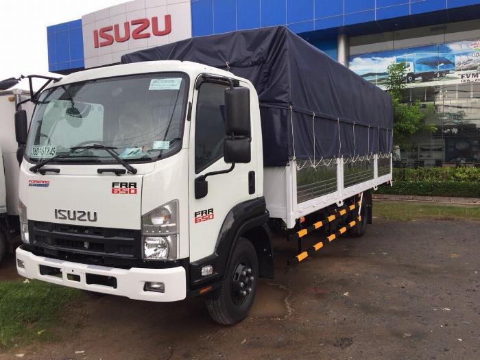 Bán xe Isuzu Nhật Bản 6.2 tấn, đời 2019, hỗ trợ trả góp 2