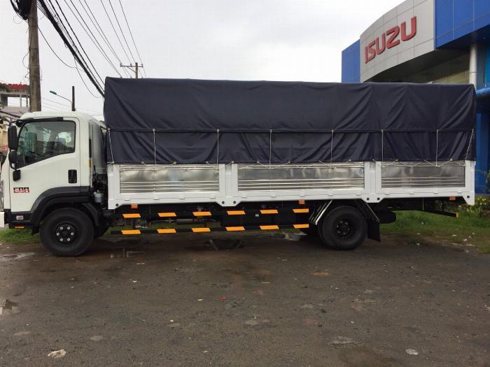 Bán xe Isuzu Nhật Bản 6.2 tấn, đời 2019, hỗ trợ trả góp 3