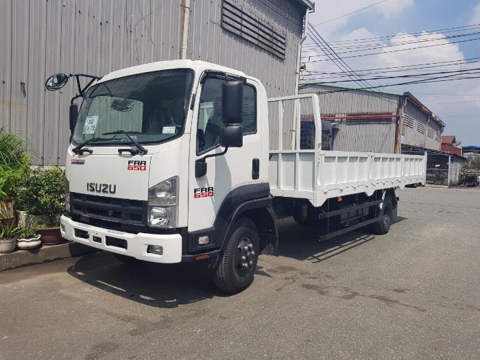 Bán xe Isuzu Nhật Bản 6.2 tấn, đời 2019, hỗ trợ trả góp 8