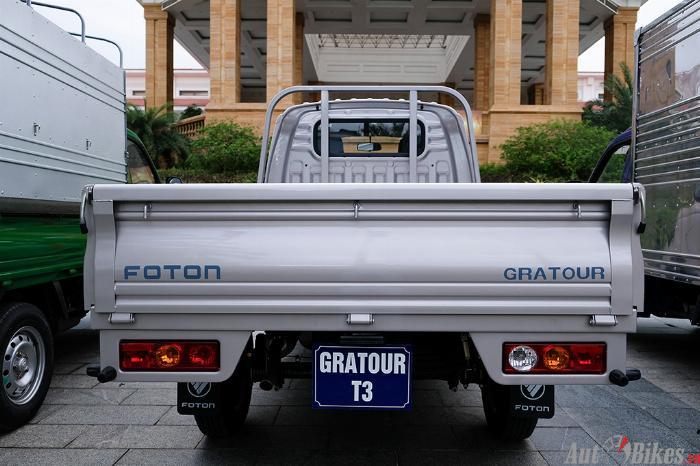 Giá xe tải FOTON GRATOUR 990Kg 2