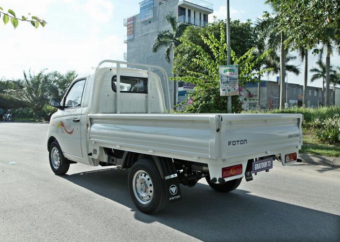 Giá xe tải FOTON GRATOUR 990Kg 3