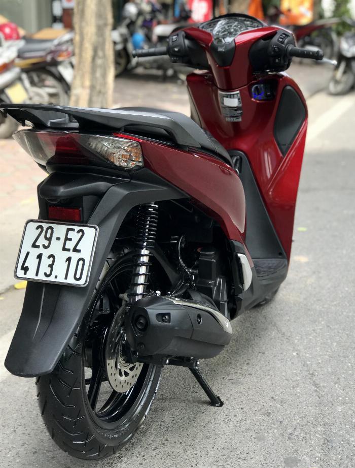 Bán SH Việt 125 ABS cuối 2018 màu đỏ quá mới 0