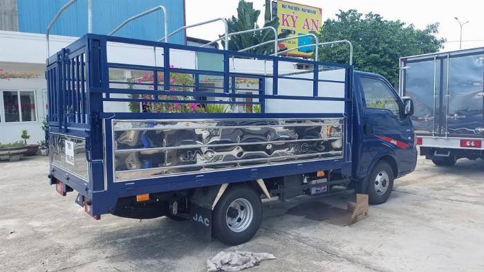 xe tải jac 2019 1,25 tấn thùng dài 3,2m, cn isuzu