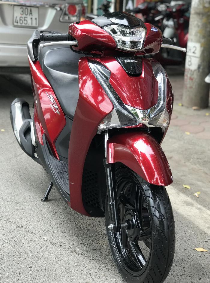 Bán SH Việt 125 ABS cuối 2018 màu đỏ quá mới 3