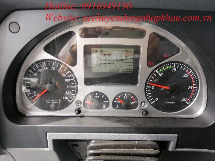 Bảng giá xe đầu kéo HONGYAN IVECO 390HP 2019 2