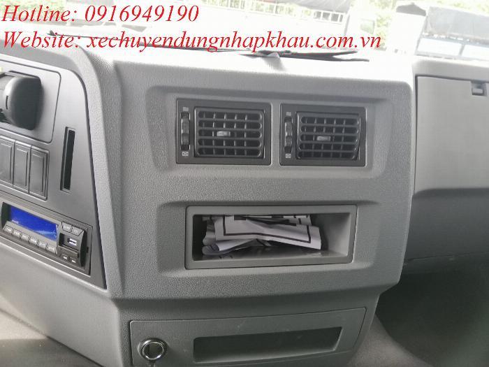 Bảng giá xe đầu kéo HONGYAN IVECO 390HP 2019 5