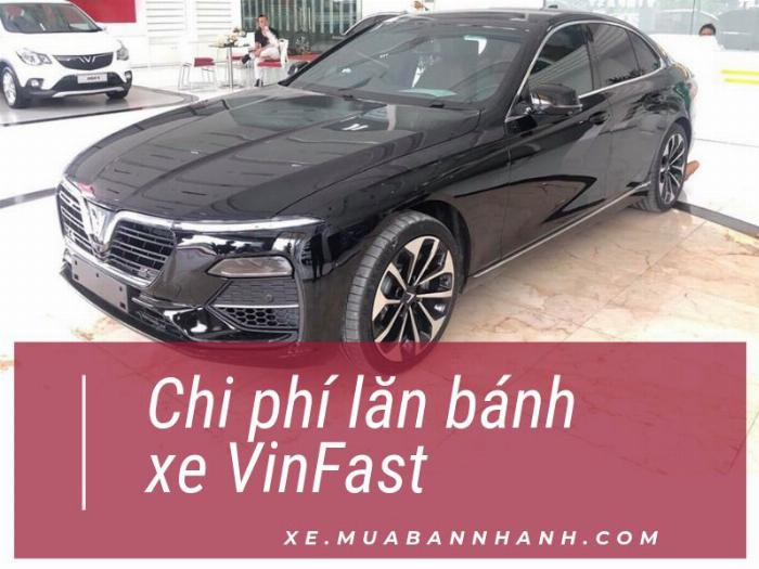 Xe VinFast Lux SA2.0