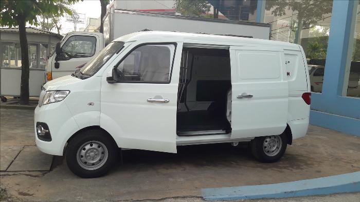 Xe bán tải dongben x30 5 chỗ 2 chỗ, chạy giờ cấm thành phố 24/24 6