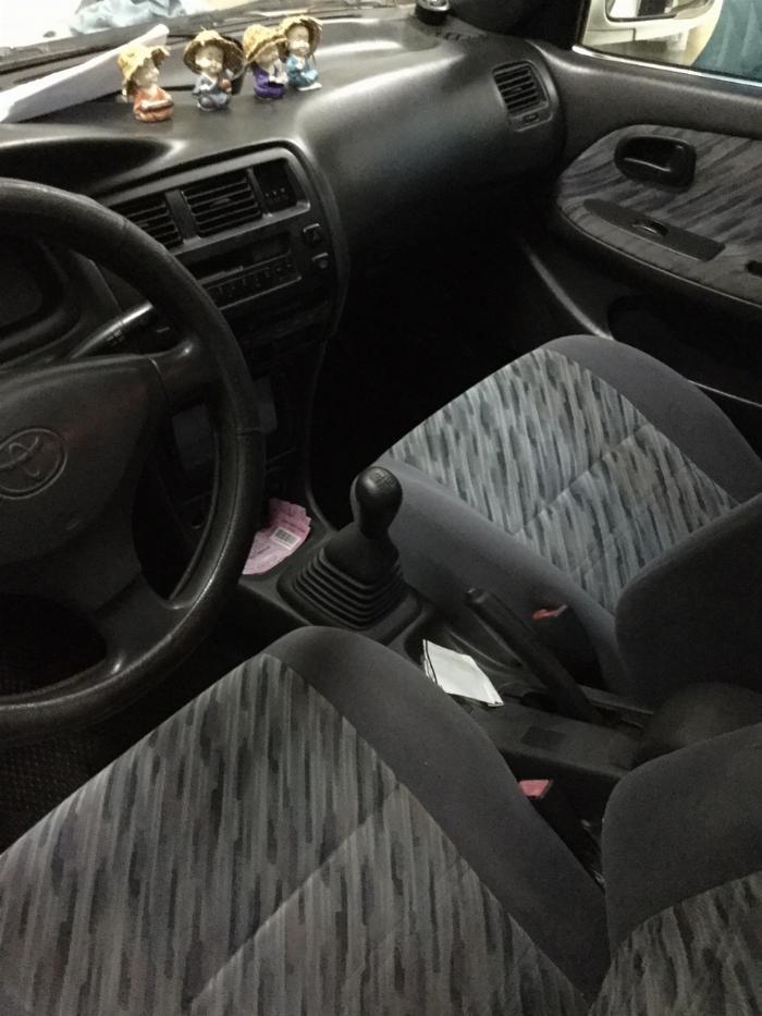 Bán xe Toyota Corolla 1996 đăng ký 1997 xe nhập khẩu 2