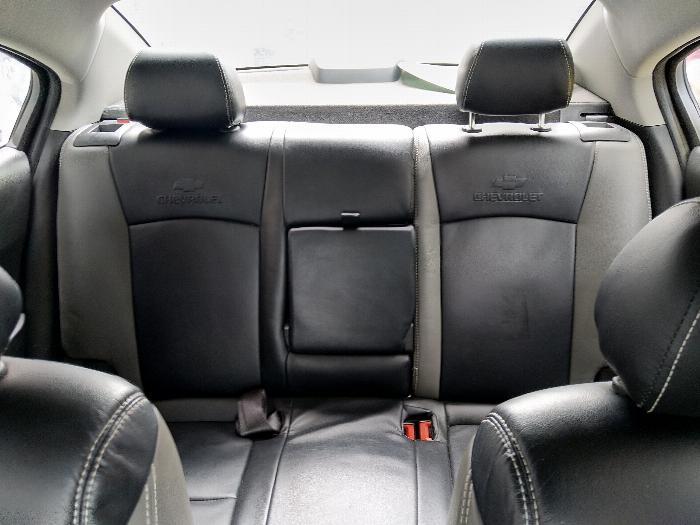 Mình Bán Chevrolet Cruze LT 2016 màu trắng số sàn đi kỹ 5