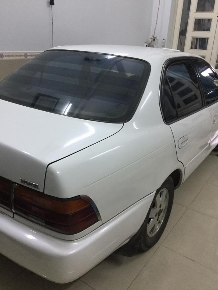 Bán xe Toyota Corolla 1996 đăng ký 1997 xe nhập khẩu 6