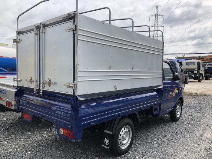 Xe tải nhỏ Trung Quốc dưới 1 tấn ,xe tải foton 990kg 7