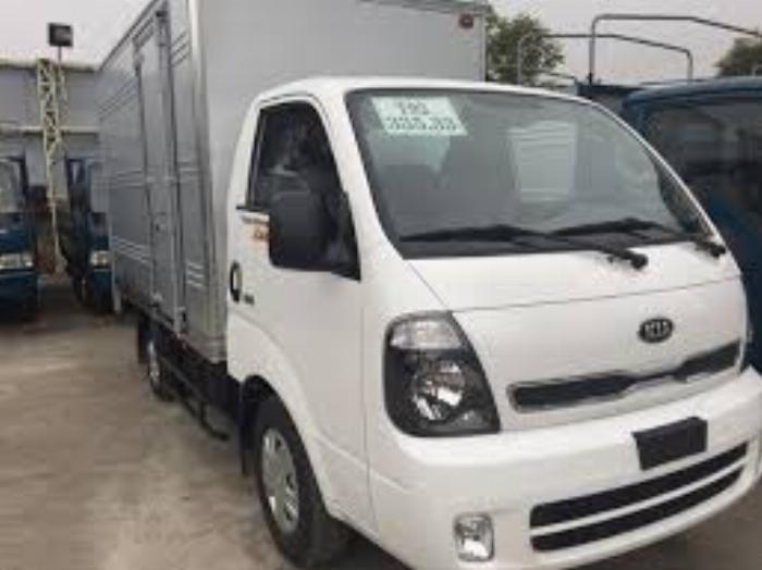 Bán Xe Tải Thaco New Frontier K200 2019 thùng dài 3m2 (990kg/ 1tấn490/ 1tấn990) 3