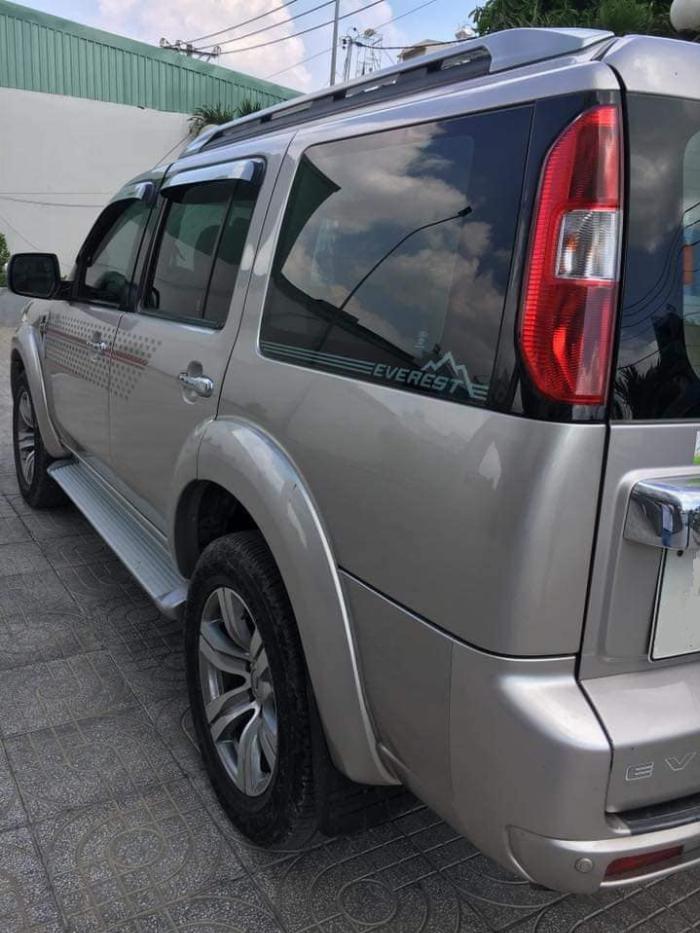 Về hưu bán xe Everest 2012, số sàn, máy dầu, còn đẹp ken xà ben 4