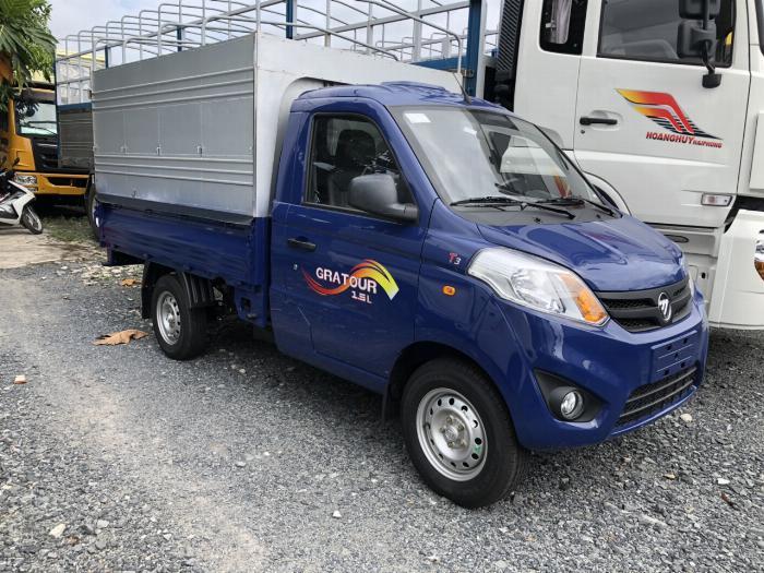 Xe tải foton chính hãng 990kg| Trả trước 60 triệu nhận xe 5