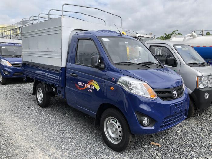 Xe tải foton chính hãng 990kg| Trả trước 60 triệu nhận xe 6