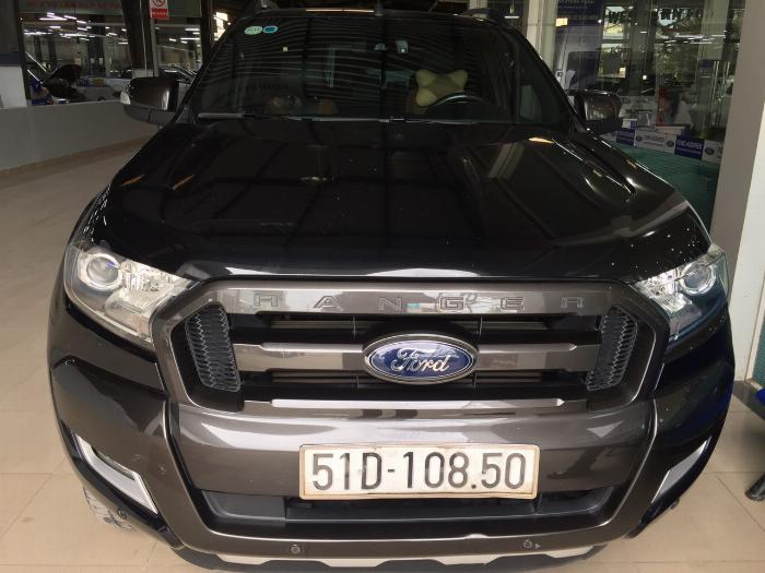 Ranger Wiltrack 3.2L sx 2016 đk 2017.Xe bán tại hãng Ford