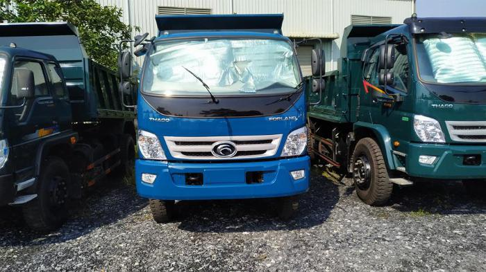 Bán xe ben Thaco Forland FD850.E4 thùng 6.5 khói tải trọng 8 tấn Long An 2