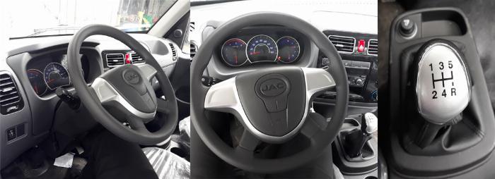 Giá xe tải JAC X5 1t5/ thùng 3,2m/ máy Hyundai/ Giá cực ưu đãi