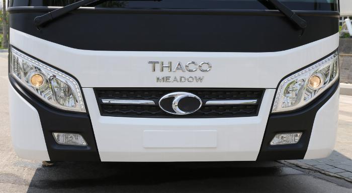 Xe khách TB85S 29 chỗ bầu hơi gánh. Mẫu mới THACO 2019 6