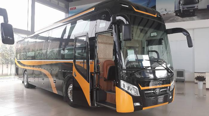 Bán xe 34 Phòng VIP Luxury của Thaco Tb120SL. 5