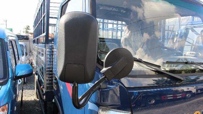Xe tải JAC 1 tấn 9 vào Thành Phố - xe tải JAC N200 thùng 4m3 -  Đại lý xe tải JAC 2019