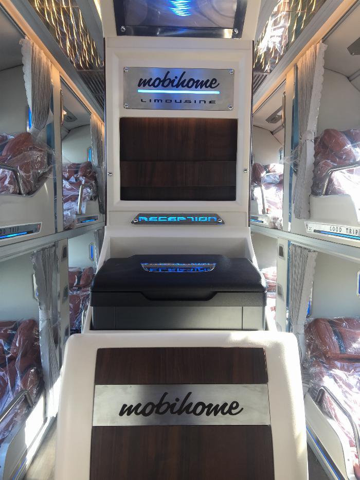 Bán xe 34 Phòng VIP Luxury của Thaco Tb120SL. 2