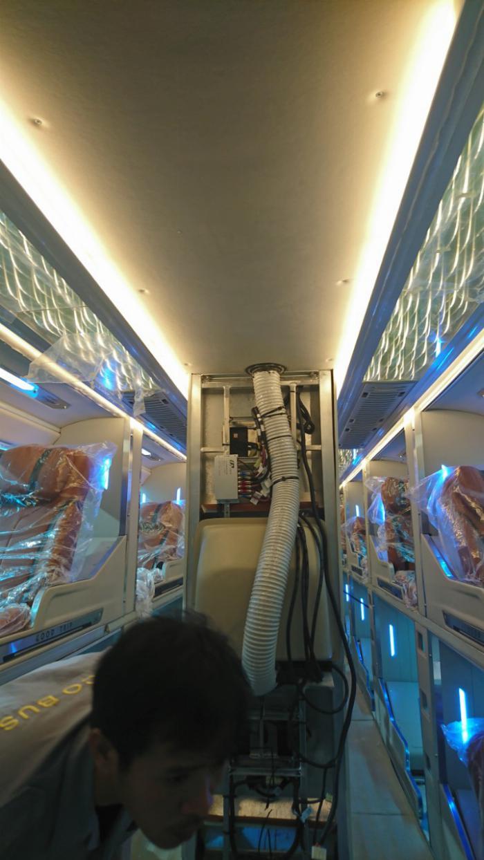 Bán xe 34 Phòng VIP Luxury của Thaco Tb120SL. 3