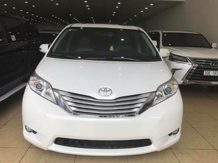 Bán Toyota Sienna 3.5 Limited nhập Mỹ ,đăng Ký 2015,1 chủ từ đầu ,biển Hà Nội