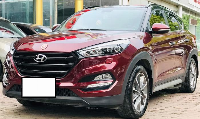Cần bán Hyundai Tucson 2.0ATH 2018