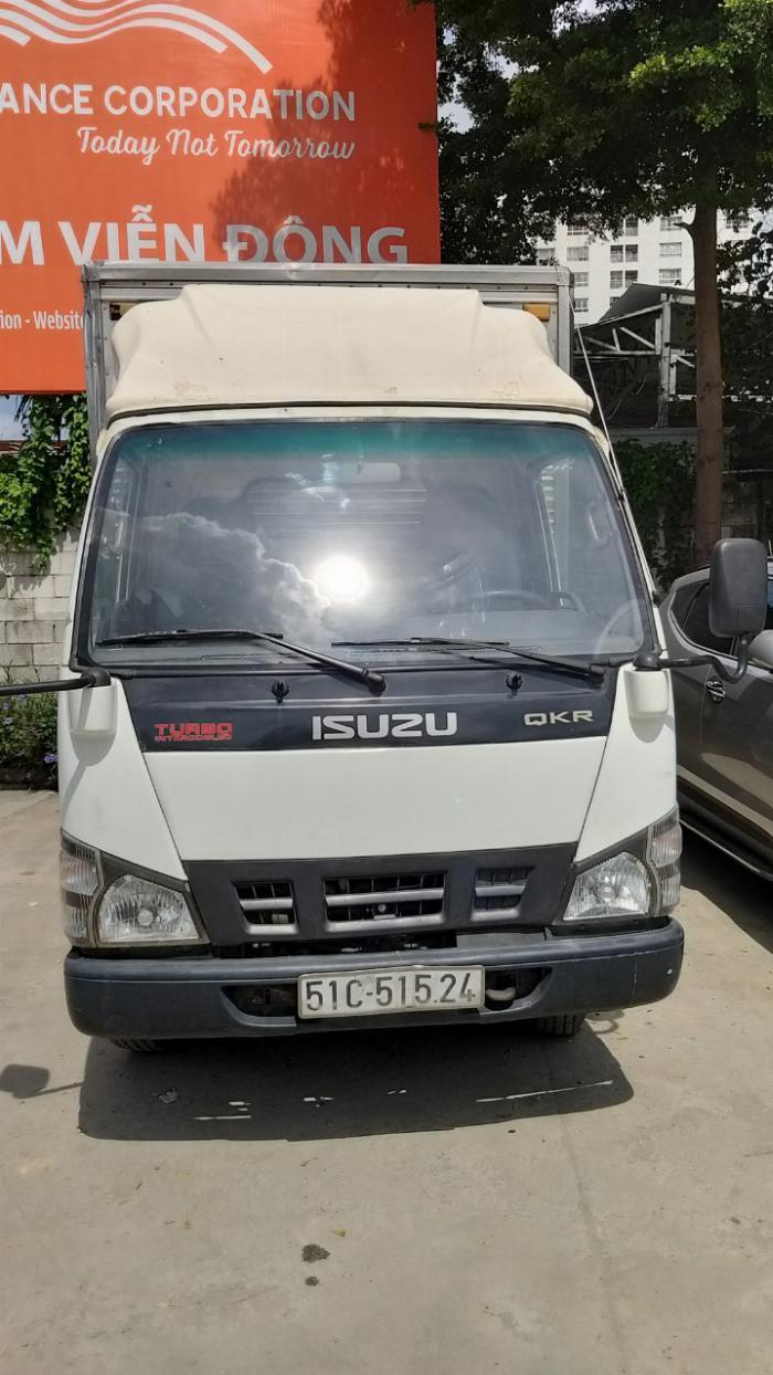 Bán xe tải isuzu QKR 1.9 tấn đời 2015 xe cho cty nước ngoài thuê đẹp