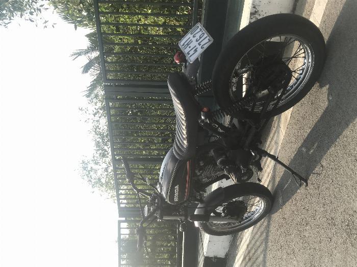 Wolf 125cc chính chủ độ cafe racer / tracker