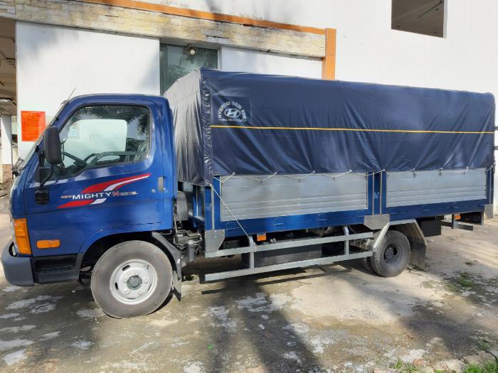 Xe Tải 2.5 Tấn N250SL Thùng 4m3 Giao Ngay, Hyundai N250SL Trả Góp 80% 4