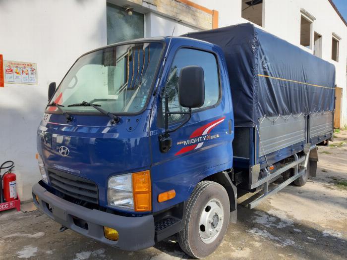 Xe Tải 2.5 Tấn N250SL Thùng 4m3 Giao Ngay, Hyundai N250SL Trả Góp 80% 5