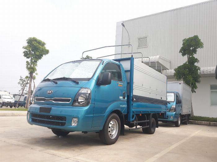 xe tải kia 1 tấn 4 mới tại đà nẵng, có hỗ trợ mua trả góp.