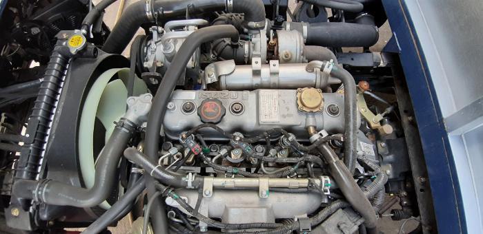 Xe Tải 2.5 Tấn Hyundai IZ65, Xe Tải IZ65 2.5 Tấn Vào Thành Phố